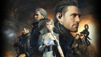 [Review] Final Fantasy XV: Kingsglaive