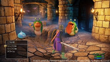 'Dragon Quest XI' Kembali hadirkan Kasino & Spell of Restoration