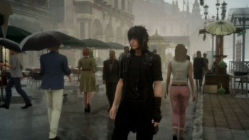 'Final Fantasy XV' Resmi Diundur ke November