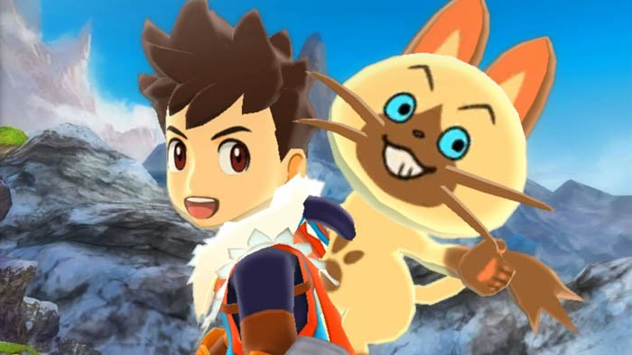 "Trailer Keempat 'Monster Hunter Stories"" Perlihatkan Aksi Monster"