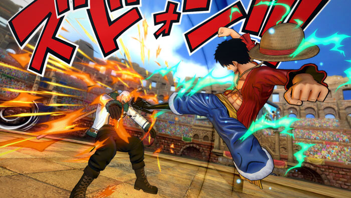 'One Piece: Burning Blood' Versi PC Rilis 2 September