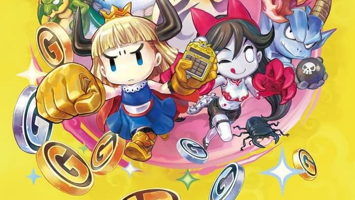 NIS Ungkap Detil Perdana 'The Princess of Money-Grubbing' untuk PS Vita