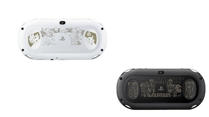 Sony Hadirkan PS Vita Tema 'World of Final Fantasy' di Jepang