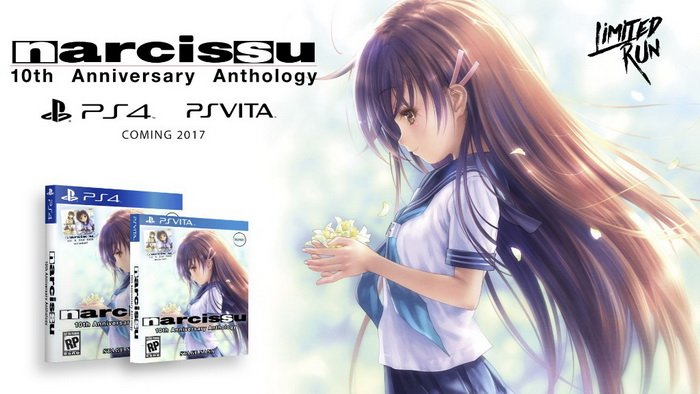 Bawa 'Narcissu 10th Anniversary Anthology' ke PS4 & PS Vita, Sekai Project Umumkan 3 Game Baru