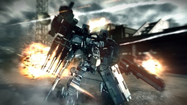 From Software Sedang Mengerjakan Armored Core & Dua Game Lain