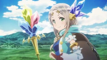Opening 'Atelier Firis: The Alchemist of the Mysterious Journey' Dirilis