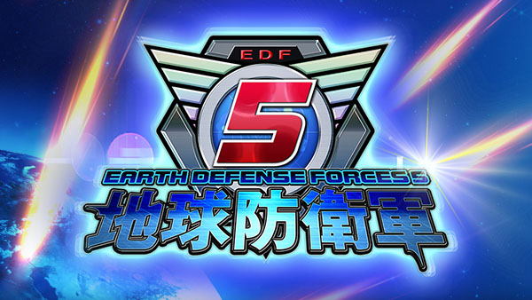 'Earth Defense Force 5' Tunjukkan Detil Cerita & Trailer