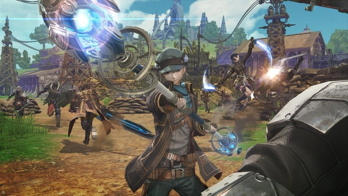 'Valkyria: Azure Revolution' Dukung Cross-Save Antara PS4 & PS Vita