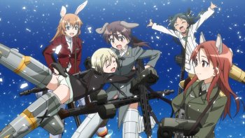 [Review] Strike Witches: ROAD to BERLIN