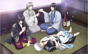 Gintama: The Final Capai Penghasilan 1.4 Milyar Yen