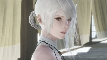 Remake NieR Replicant Tayangkan Trailer Gameplay Baru