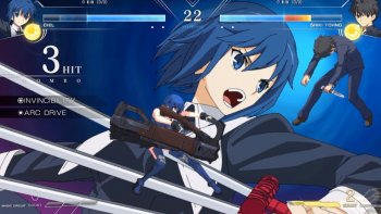 Melty Blood: Type Lumina Tayangkan Teaser Gameplay