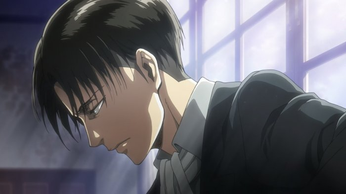 [Husbando Friday] Levi Ackerman