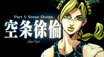 JoJo's Bizarre Adventure Part 6: Stone Ocean Konfirmasi Adaptasi Anime