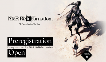 NieR Re[in]carnation Buka Pra-registrasi untuk Versi Global Game