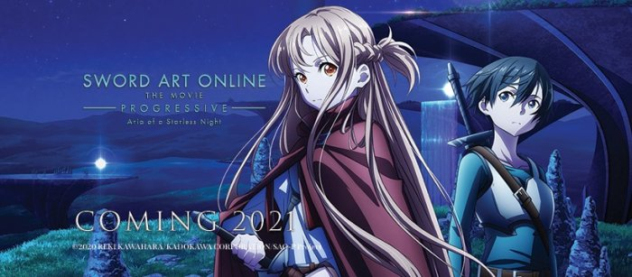 ODEX Indonesia Ungkap Teaser Film Sword Art Online: Progressive